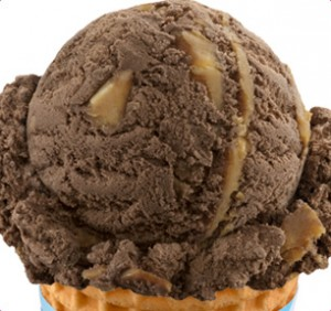 Peanut Butter 'N Chocolate Ice Cream