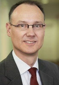 Karsten Löffler: We want to collect information from studies on climate change so that we can use it for our strategic asset allocation into the appropriate asset classes such as bonds, equities or real estate.