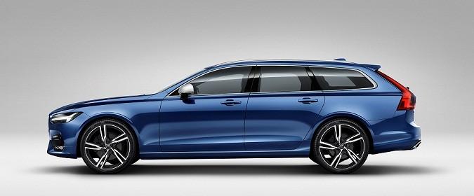 Volvo Cars Reveals Sporty R Design Models Global