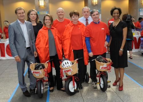125 Science Kits Donated to Philadelphia School District Teachers Through an FMC Employee ...