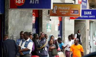 Banks in Zimbabwe
