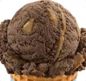 Peanut Butter 'N Chocolate Ice Cream
