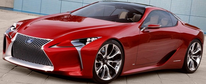 global debut of the all new lexus lc 500 at the 2016. Black Bedroom Furniture Sets. Home Design Ideas