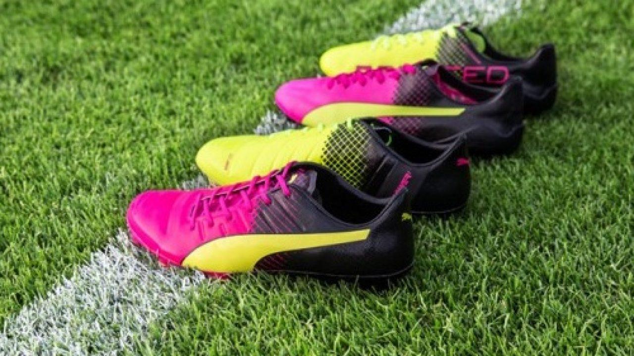 Dual Coloured Tricks Boots