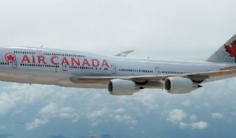 Air Canada Satellite Connectivity