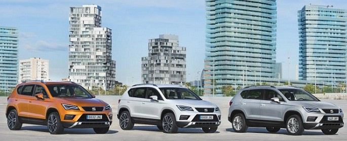 the new seat ateca – a true suv and lifestyle companion | global