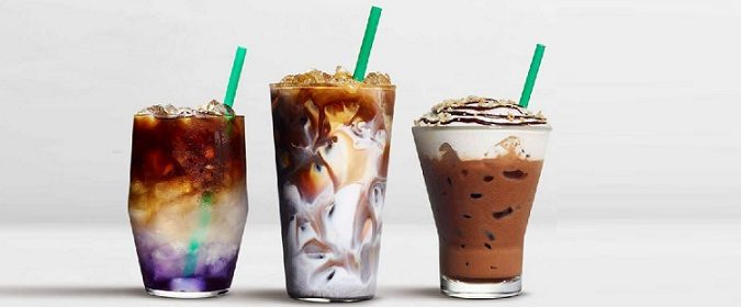 Colorful Cold Brew On The Starbucks Menu In Asia This Spring