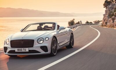 New Bentley Continental GT Convertible