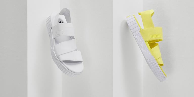 Ready for Summer: SG x PUMA Cali Sandal