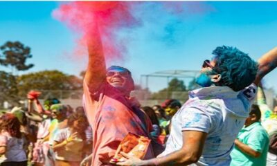Holi Parties for Unlimited Fun
