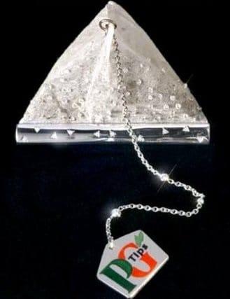 World's most expensive tea bag