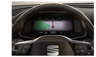 All-new SEAT Leon_ Connectivity in the Brand's Most Advanced Vehicle Ever
