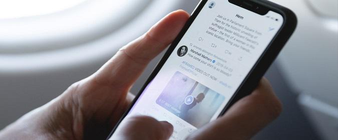 2020 Twitter Updates