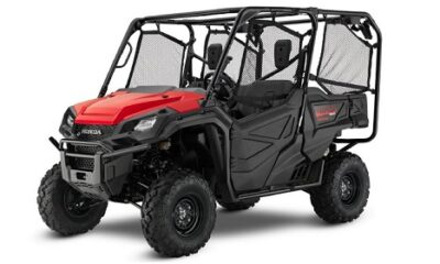 FourTrax multipurpose ATVs