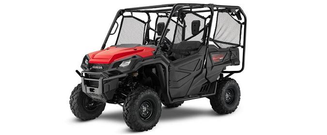 FourTrax multipurpose ATVs
