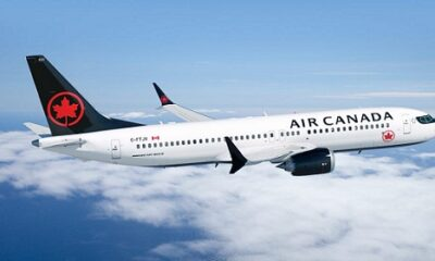Air Canada Flight