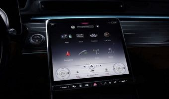 "Meet the S-Class DIGITAL: ""My MBUX"" (Mercedes-Benz User Experience): At Home on the Road – Luxurious and Digital"