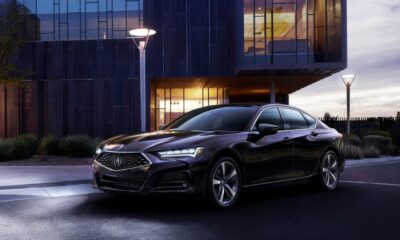 Highly Anticipated 2021 Acura TLX Set To Arrive at Dealerships Late September