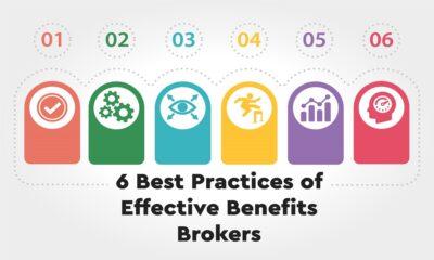 6 Best Practices of Effective Benefits Brokers