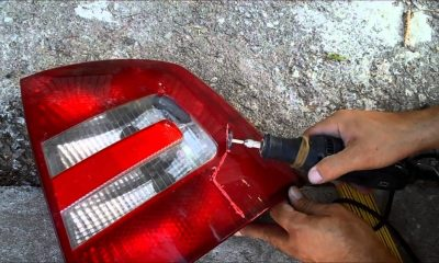 DIY Guide To Replacing A Tail Light