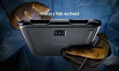 Samsung Announces the Galaxy Tab Active3, a Smart New Tablet Built for Demanding Environments