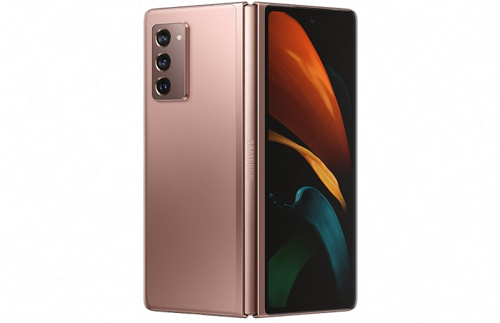 Introducing the Galaxy Z Fold2: Change the Shape of the Future