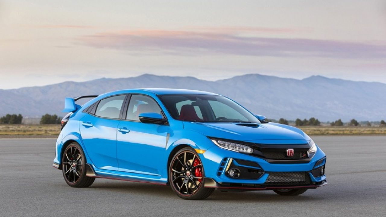 3 Honda Civic Type R Heats Up with Exclusive Limited Edition