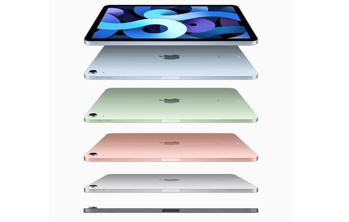 all-new iPad Air with A14 Bionic, Apple's most advanced chip