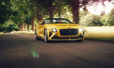 BENTLEY MULLINER PREPARES TRIO OF DEBUTS FOR SALON PRIVÉ