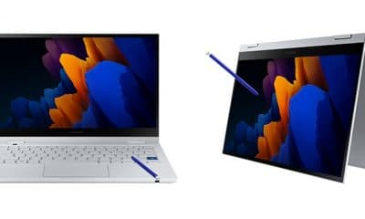 Galaxy Book Flex 5G: Samsung's Stunning 2-in-1 Takes 5G Connectivity to a New Level