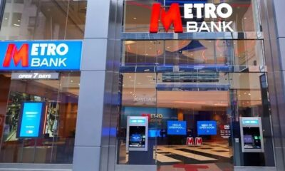 Metro Bank launches into near prime mortgages and bolsters its specialist range