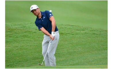 Is Xander Schauffele at risk of seeing his best years pass by without a major title