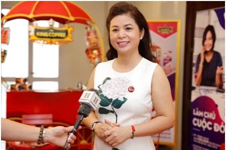 "TNI KING COFFEE - THE ONLY VIETNAMESE F&B BRAND AWARDED ""MOST POPULAR COFFEE BRAND, VIETNAM 2019"""