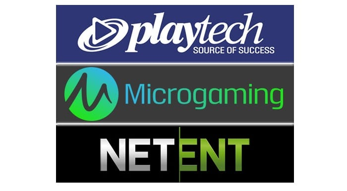 Top iGaming software brands across the world