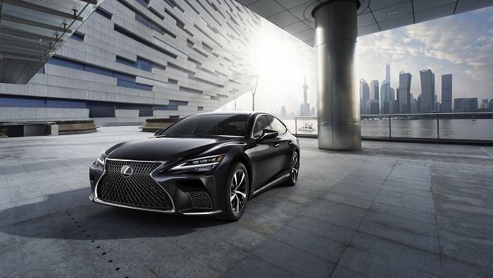 2021 Lexus LS 500, 500H Add Layers of Flagship Refinement