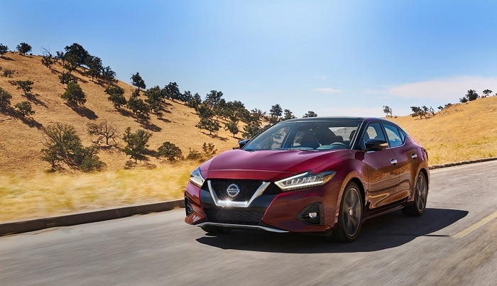2021 Nissan Maxima U.S. MSRP starts at $36,990, adds special 40th Anniversary Edition package