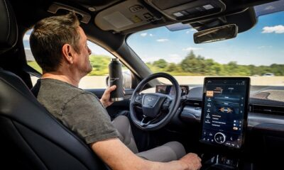 Ford Hands Free Drive Assist Technology