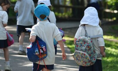 Return to school sees improvement in children's mental health