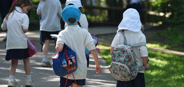 Return to school sees improvement in children's mental health