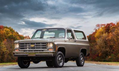 Chevrolet 1977 K5 Blazer-E