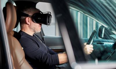 Volvo Cars - ultimate driving simulator