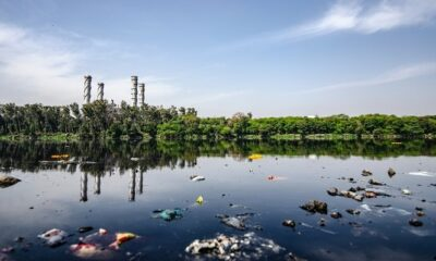 Water Pollution - A Veiled Pandemic