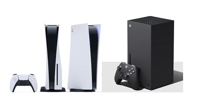 PS5 and Xbox Series
