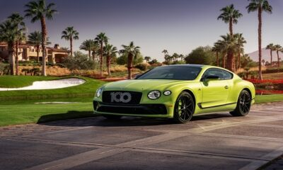 Bentley - Pikes Peak GT Rancho Mirage