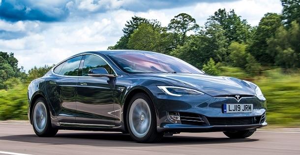 2019 Model S