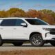 2021 Chevrolet Tahoe LS with the 3.0L Duramax Turbo-Diese