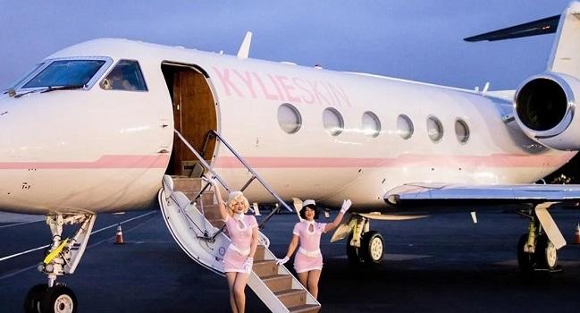 Kylie - Private Jet