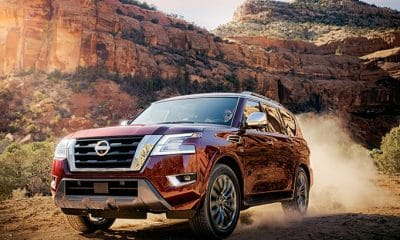 New Nissan Armada and Kicks add more momentum to Nissan NEXT product revival