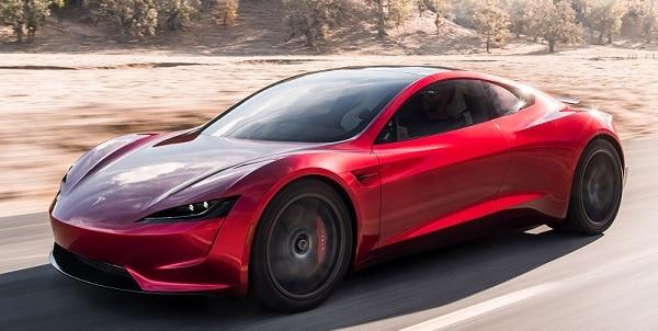 Tesla Roadster 2021