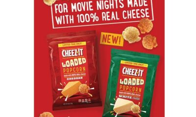 Kellogg Company-Cheez-It-Popcorn